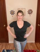 Closet Candy Boutique Hello There V-Neck Tops Review