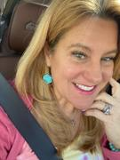 Closet Candy Boutique Inner Peace Earrings - Turquoise Review