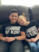 Closet Candy Boutique (KIDS) Be Anything Be Kind Graphic Tee - Black Review