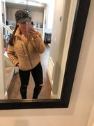 Closet Candy Boutique Always Reminding You Sherpa Jacket - Camel Review
