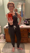 Closet Candy Boutique CBRAND At Peace Jumpsuit - Charcoal Review