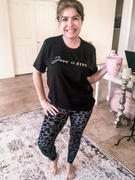 Closet Candy Boutique Running Wild Leopard Print Leggings - Latte Review