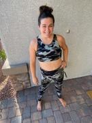 Closet Candy Boutique Going Nonstop Activewear - Black & Grey Review