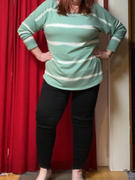 Closet Candy Boutique Sweet On Me Long Sleeve Top - Mint Review