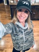 Closet Candy Boutique Keep It Confidential Hoodie - Camo Review