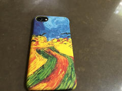 iiCase Famous Paint series slim tough iPhone Case Review