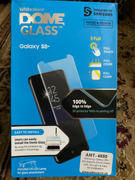 allmytech.pk Galaxy S8 Plus Whitestone Dome Glass with UV Light  Review