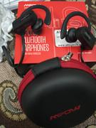 allmytech.pk Flame Bluetooth Earphones Sports Water Resistant by MPOW - Red Review