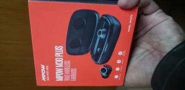 allmytech.pk Mpow M30 Plus Wireless Earbuds with 100 Hr Battery  Review