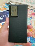 allmytech.pk Galaxy Note 20 Ultra Liquid Air Case by Spigen - ACS01392- Matte Black Review