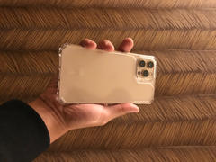 allmytech.pk Apple iPhone 12 Pro Max Air Armor Rugged TPU Case - Clear Review