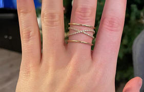 Majolie Sia Ring - Gold Review