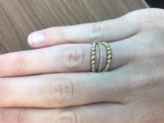 Majolie Alila Ring - Gold Review