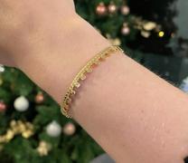 Majolie Crown Bracelet - Gold Review