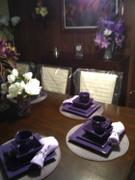 tableclothsfactory.com 5 Pack 20x20 Lavender Polyester Linen Napkins Review