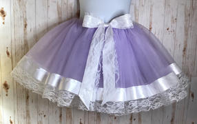 tableclothsfactory.com 54 x 40 Yards Lavender Tulle Fabric Bolt Review