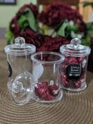 tableclothsfactory.com Set of 12 | 6 Oz Plastic Candy Jars Favor Container With Clear Lid Review