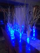 tableclothsfactory.com 90 Blue Starry String Lights Battery Operated with 20 Micro Bright LEDs Review