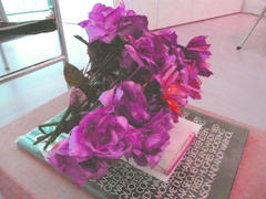 tableclothsfactory.com 12 Bush Purple 84 Rose Buds Real Touch Artificial Silk Flowers Review