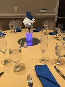 tableclothsfactory.com 12 Bush Royal Blue 84 Rose Buds Real Touch Artificial Silk Flowers Review