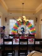 tableclothsfactory.com 12FT Heavy Duty Balloon Arch Stand Kit Review