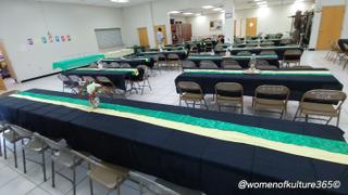 tableclothsfactory.com 60x102 Black Polyester Rectangular Tablecloth Review