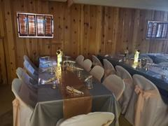 tableclothsfactory.com White Polyester Folding Flat Chair Covers Review