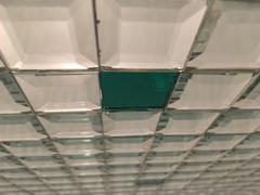 tableclothsfactory.com 10 Pack | 12x12 Silver Peel and Stick Backsplash Mirror Wall Tiles Review