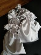 tableclothsfactory.com Pack of 10 | 6x9 Pink Organza Drawstring Pouch Candy Favor Bags | Gift Bags for Wedding Favors Review