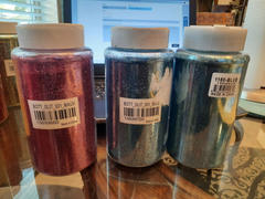 tableclothsfactory.com 1 Pound Royal Blue DIY Art & Craft Glitter Extra Fine With Shaker Bottle Review