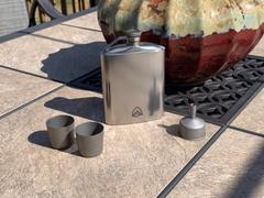 Zpacks Zpacks Titanium Flask Review