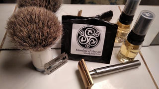 Murphy and McNeil Mandate of Heaven Shaving Soap Review
