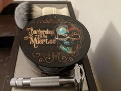 Murphy and McNeil Barbershop De Los Muertos Shaving Soap Review