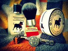 Murphy and McNeil Bull and Bell Series: Sandalwood Shaving Soap Review