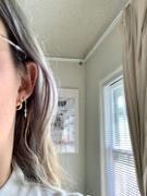 Starling Jewelry CLASSIC SMALL GOLD HOOPS Review