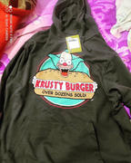 Máscara De Látex KRUSTY BURGER HOODIE Review