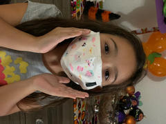 Park Candy Children's Fantasy Reusable Face Mask Review