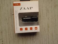 ZAAP TWO PORT TURBO CAR CHARGER Review