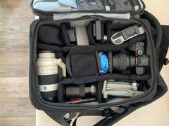 HEX Black Back Loader DSLR Backpack Review