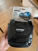 Tiffen Company Belt Filter Pouch for 4 Filters 62-82mm Review