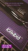 iCandy Scissors iCandy Work Station Counter Top Mat Ultra Violet Review