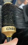 iCandy Scissors iCandy ALL STAR Thermal Ionic Barrel Hair Brush 43mm Review