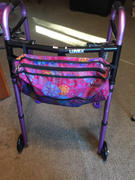 Senior.com Lumex ColorSelect Adult Walkers with 5 Wheels Review