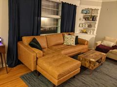 Poly & Bark Napa Left-Facing Sectional Sofa Review
