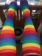 Sockologie Classic Rainbow Striped Review