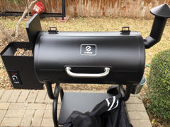 zgrills 450A/550B GRILL COVER Review