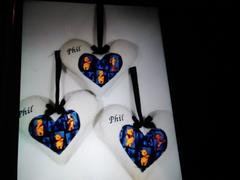 Lily Grace Keepsakes Memory Keepsake Heart (Set of 3) Review