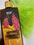 Buywow WOW Skin Science Valencia Orange & Ginger Foaming Body Wash - No Parabens, Sulphate, Silicones & Color - 250 ml Review