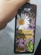 Buywow WOW Skin Science French Lavender & Chamomile Foaming Body Wash - No Parabens, Sulphate, Silicones & Color - 250 ml Review