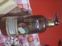 Buywow WOW Skin Science Coconut Milk No Parabens & Sulphate Shampoo & Hair Conditioner - 600 ml Review